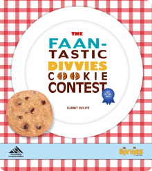 FAANtastic Divvies Cookie Contest