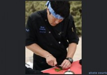 Ming Tsai Contestant on The Next Iron Chef