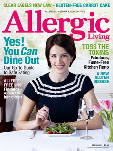 Allergic Living Magazine Launches US Edition