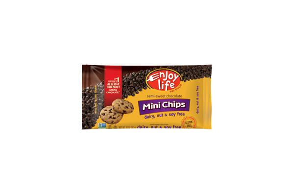 Enjoy Life voluntarily recalls Semi-Sweet Chocolate Mini Chips