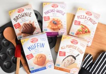 New Enjoy Life Baking Mixes