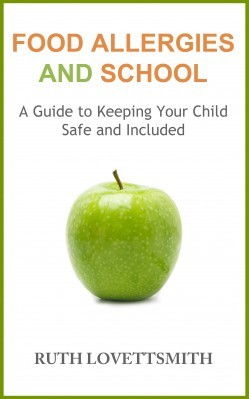 Food Allergies and School New Cover