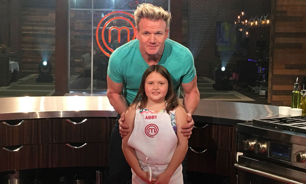 Chef Ramsay Serves Gourmet Meal To Young Fan With Severe Food Allergies
