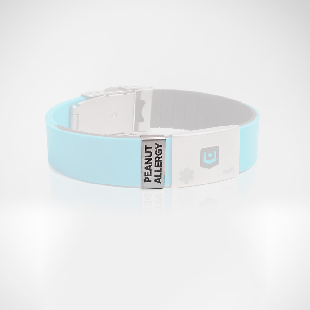 MyID: New Medical ID Bracelet