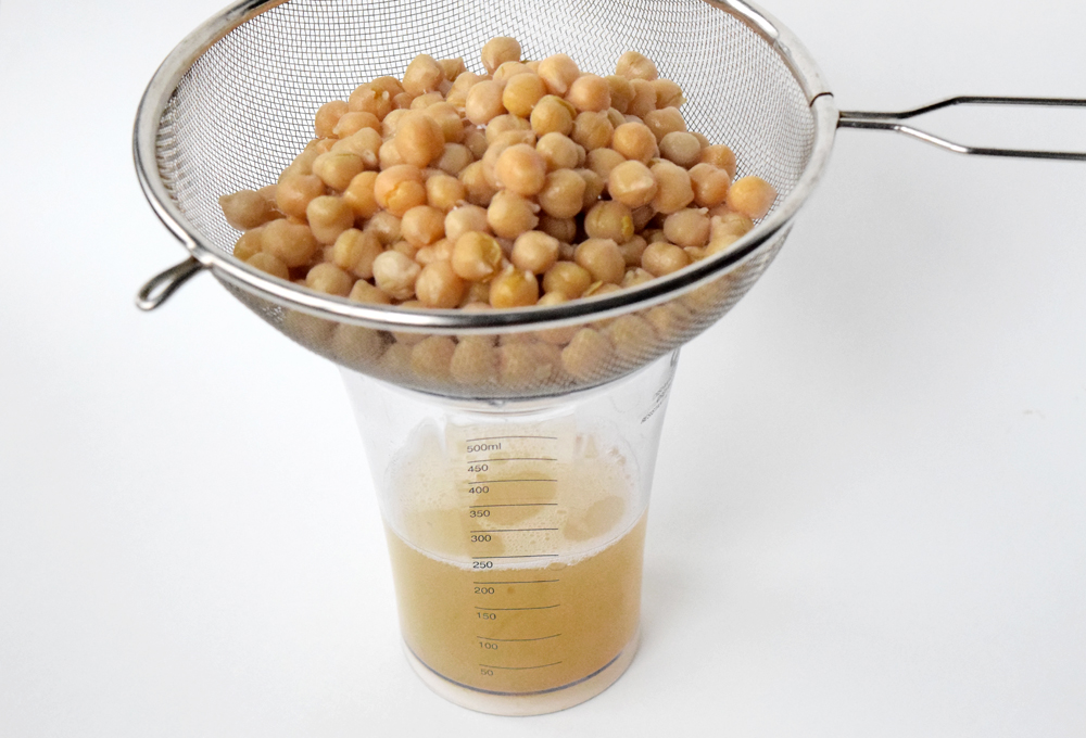 Aquafaba: A New Way to Replace Eggs