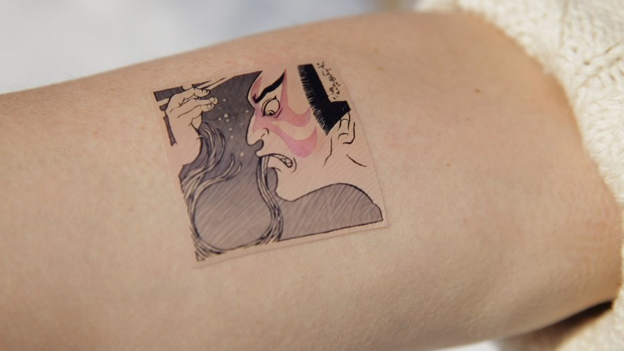 Temporary Tattoos Test For Food Allergies