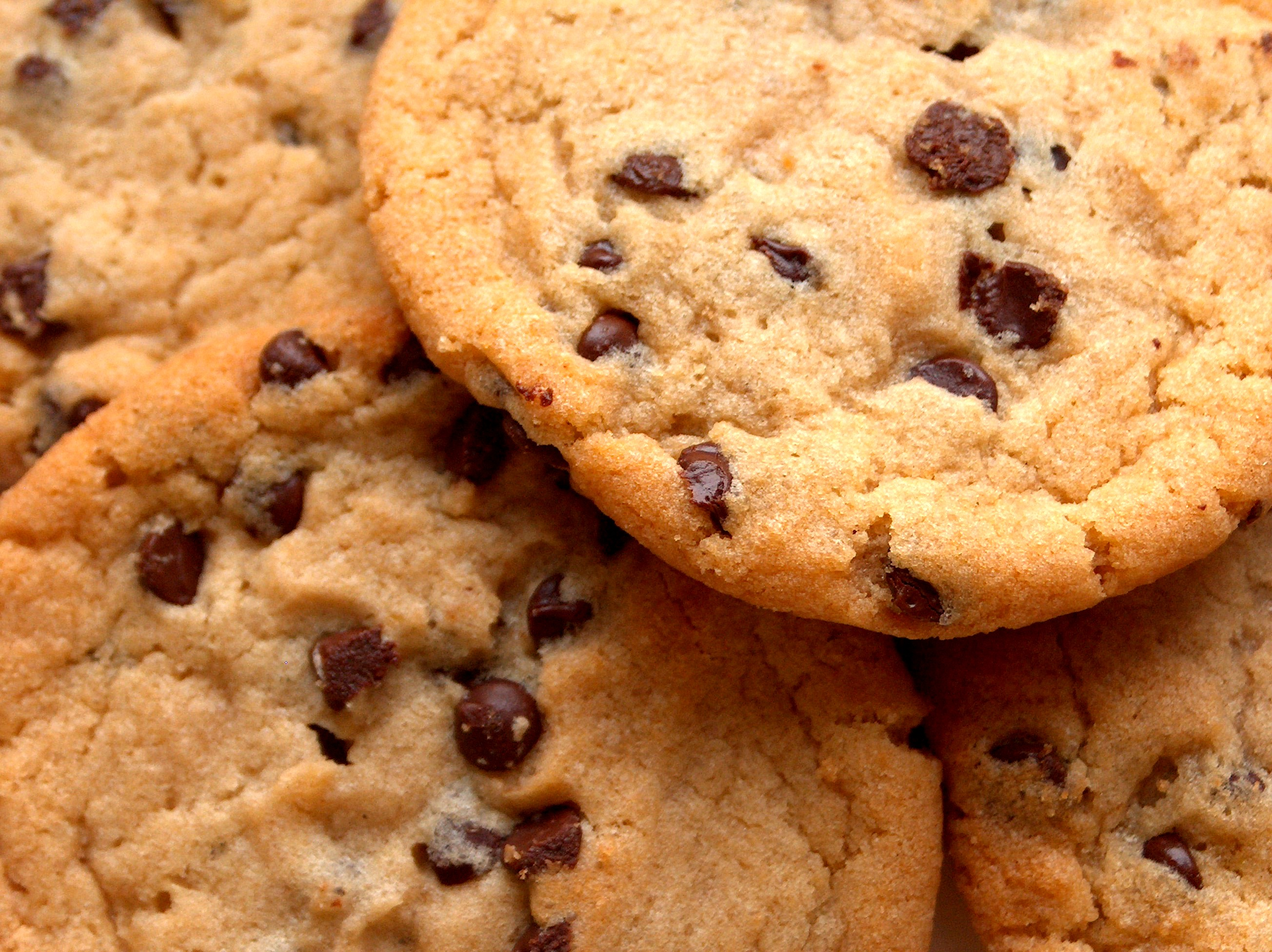 Chocolate Chip Cookie Recipe: Egg Free and Dairy Free ...