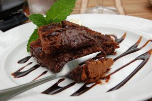 Chocolate Brownie Recipe: Egg Free, Dairy Free