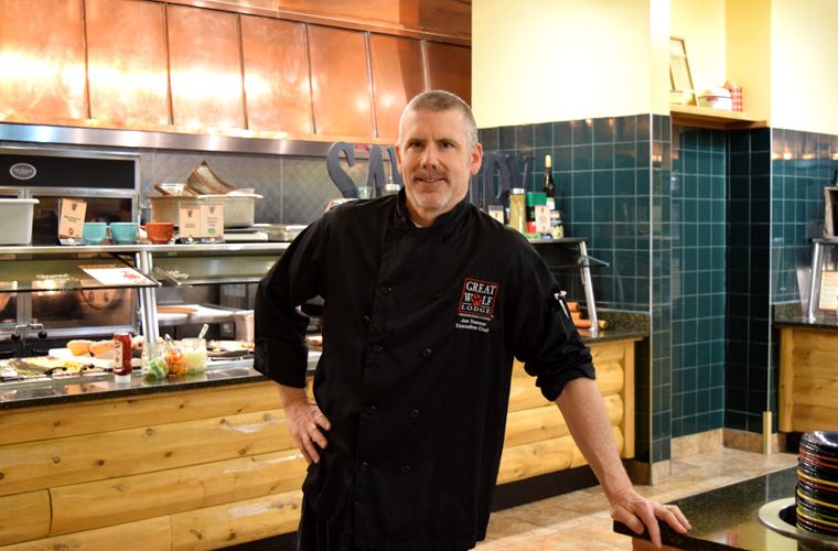 Joe Treener Executive Chef, Great Wolf Lodge