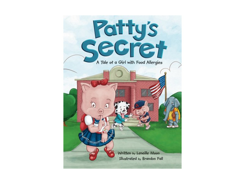 Patty's Secret: A Tale Of A Girl With Food Allergies