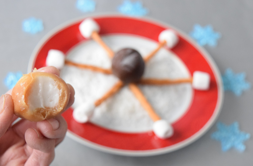 3 Ways To Make Holiday Dessert in Less Than 2 Minutes