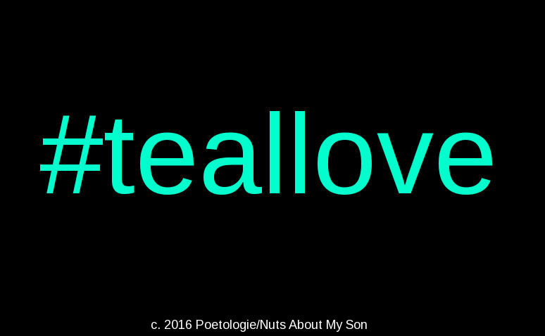 This Valentine's Day, think of #teallove