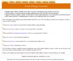 foodallergyassistant