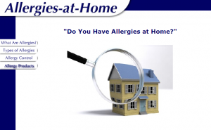 allergiesathome