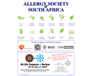 allergysocietyofsouthafrica
