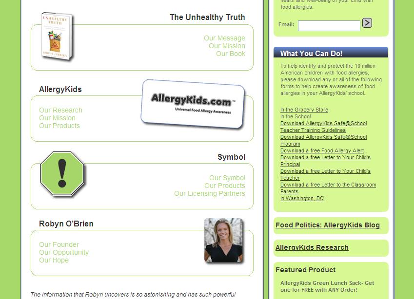 Allergy Kids