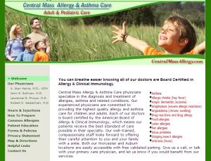 CentralMassAllergy&AsthmaCare