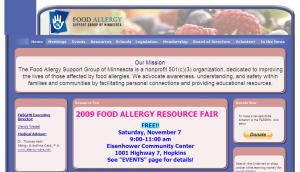 Food Allergy Support Minnesota