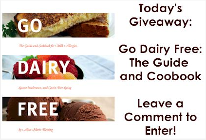 Go Dairy Free Cookbook