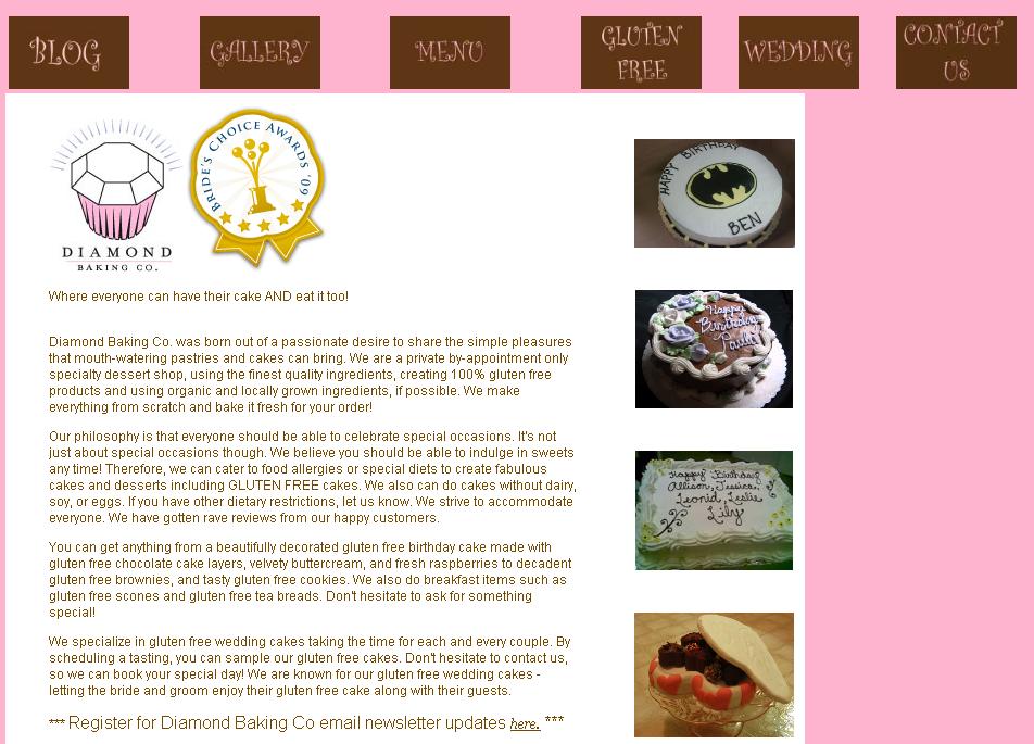 Diamond Baking Company