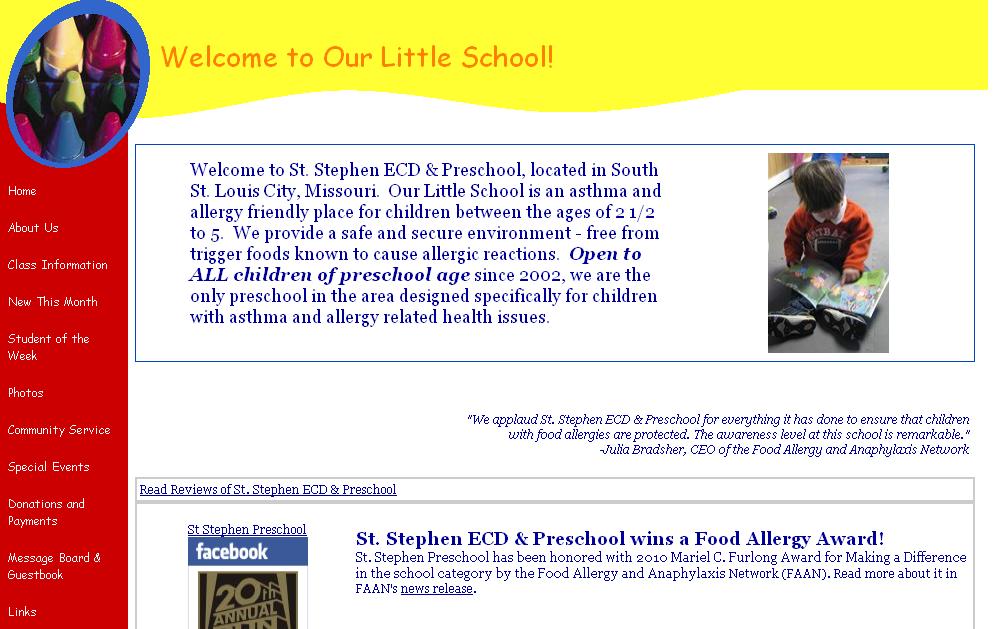 St. Stephen ECD and Preschool