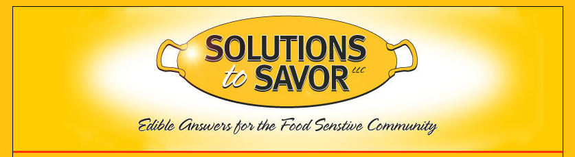 Solutions to Savor