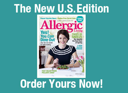 Allergic Living Fall Issue