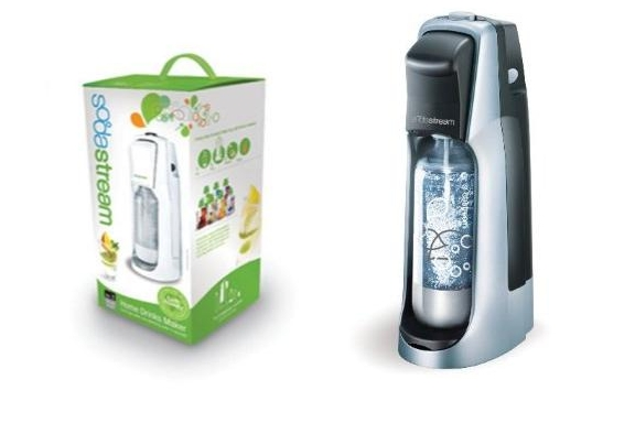 Make Allergy Friendly Drinks with Sodastream
