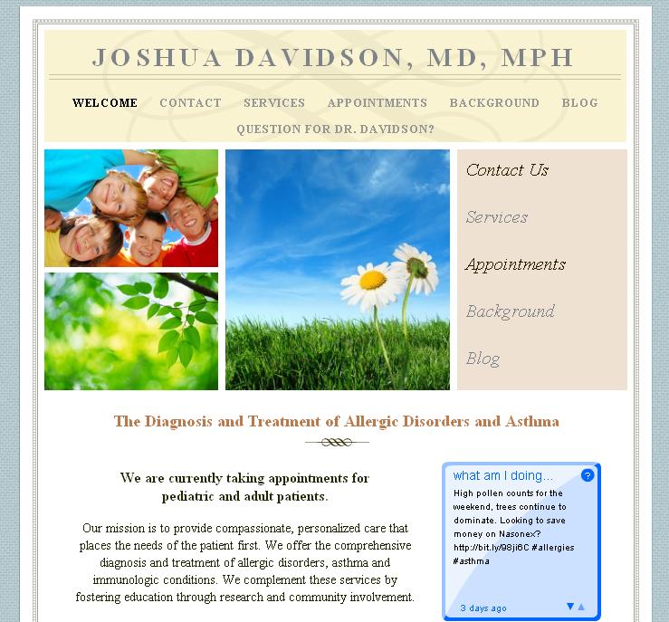 Joshua Davidson, MD, MPH