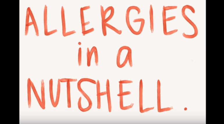 Highschool Freshman's Video Teaches Everything You Need To Know About Allergic Reactions in 5 minutes [VIDEO]