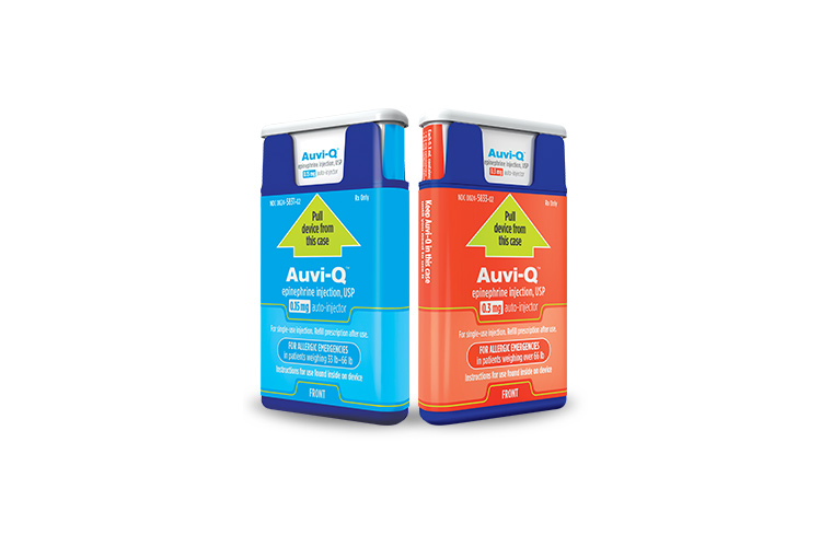 Sanofi Issues Voluntary Nationwide Recall of Auvi-Q and Allerject®