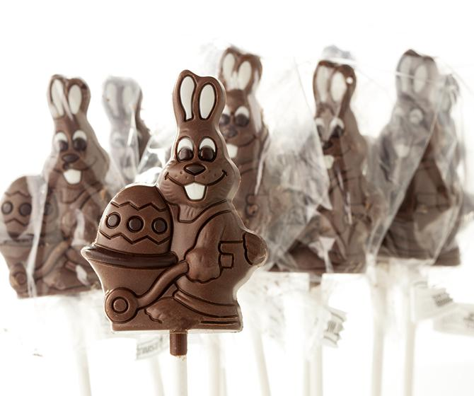 Easter Candy: Peanut, Tree Nut, Dairy, Egg & Gluten Free