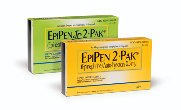 Free EpiPen Offer Extended