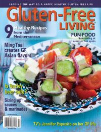 Gluten Free Living Magazine Deal