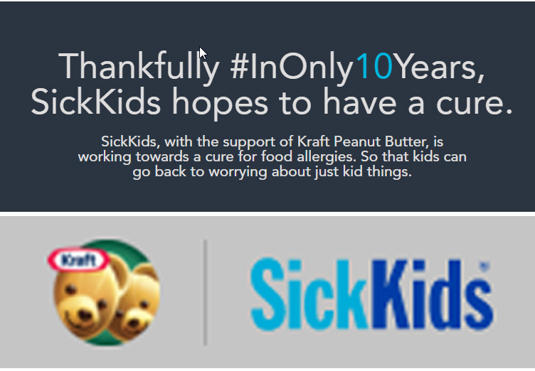 A Food Allergy Cure Is Possible #InOnly10Years