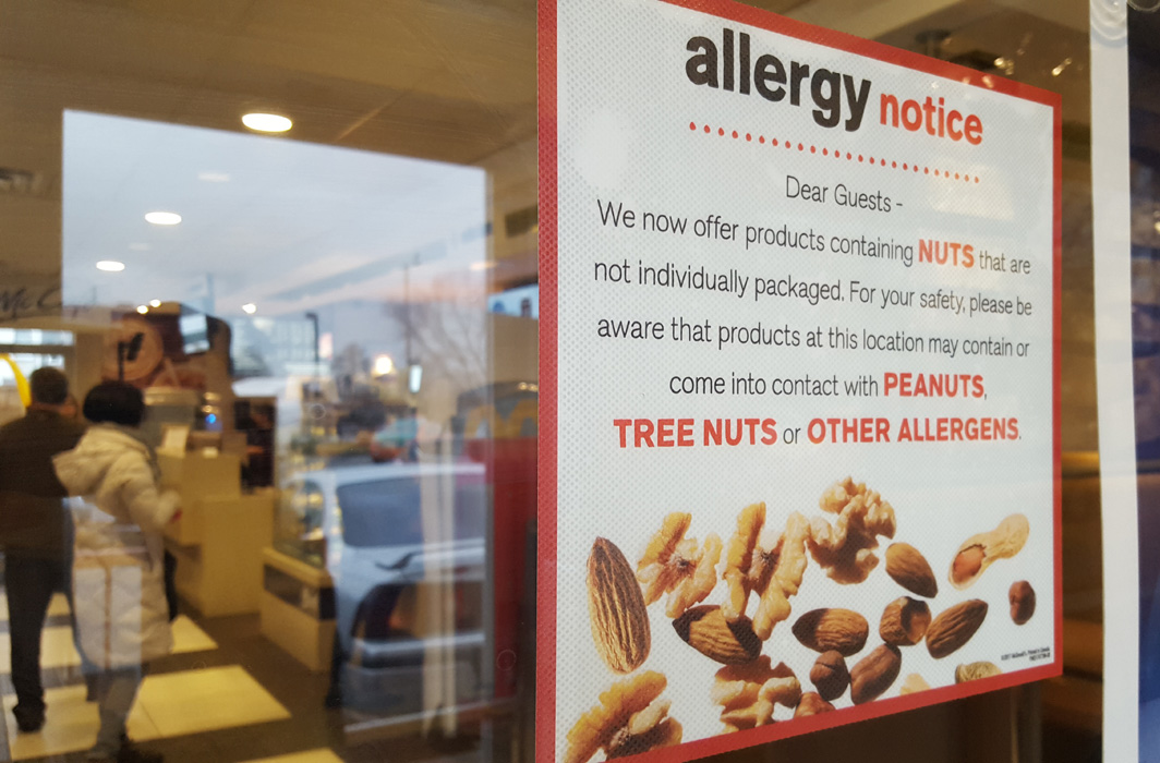 McDonald's Canada Adds Nuts To Menu And Canadians Are Not Lovin' It