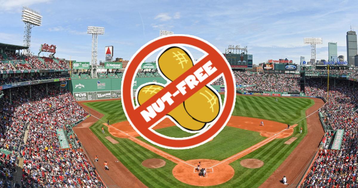 Peanut Allergy-Friendly MLB Baseball Games