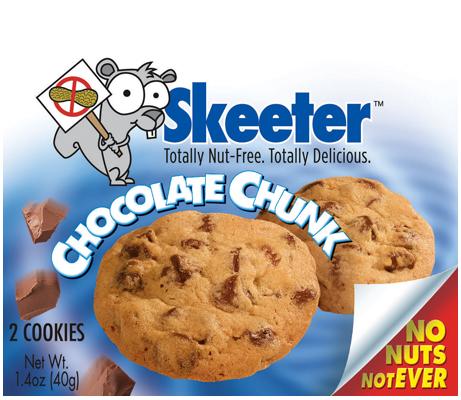 Skeeter Snacks – New Nut Free Snacks