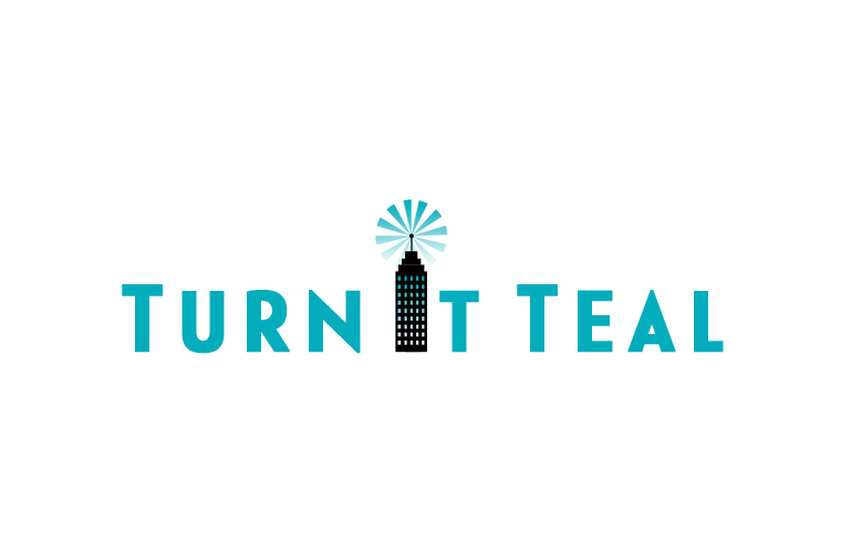 Turn it Teal for Food Allergy Awareness