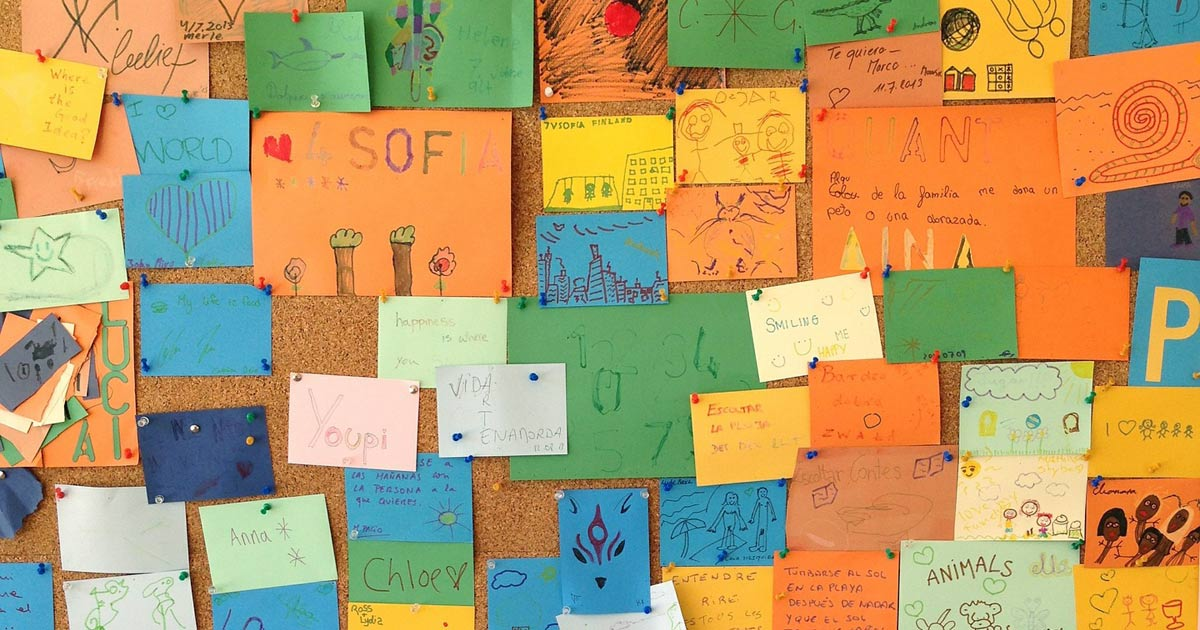 The Wall of Gratitude